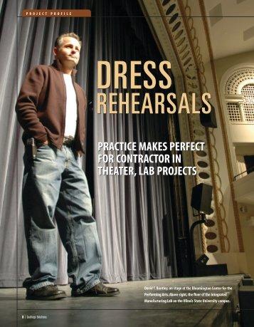 Dress Rehearsal - Protective Coatings, Protective & Marine Coating ...