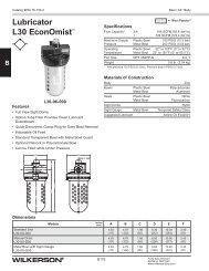 Lubricator L30 EconOmist™ - Wiltec