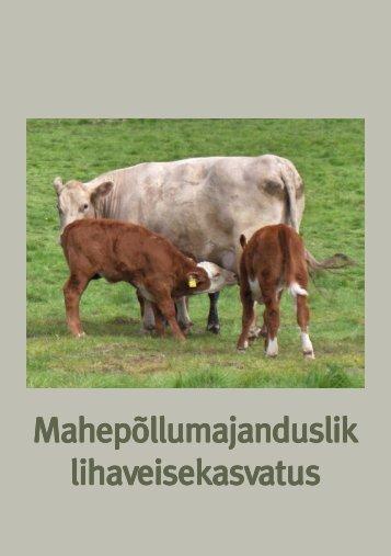 Mahepõllumajanduslik lihaveisekasvatus