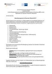 Der Ost-Ausschuss der Deutschen Wirtschaft - upoz.org.mk