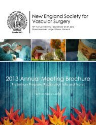 13 Preliminary Brochure.pub - VascularWeb