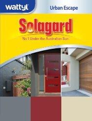 Download Urban Escape Brochure - Wattyl