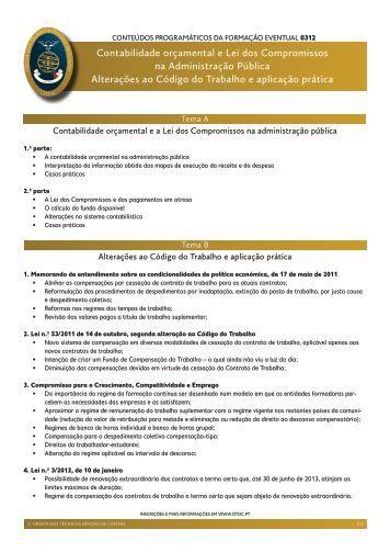 Documento - Ordem dos Técnicos Oficiais de Contas
