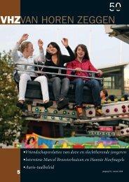 •Vriendschapsrelaties van dove en slechthorende jongeren ... - Fenac