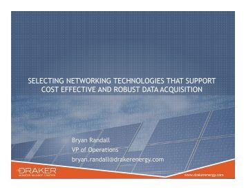 to download a PDF copy of the presentation slides. - Draker