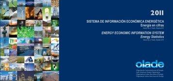 SISTEMA DE INFORMACIÓN ECONÓMICA ENERGÉTICA Energía ...