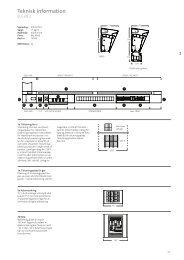 ELG ed.2, teknisk information - Fagerhult