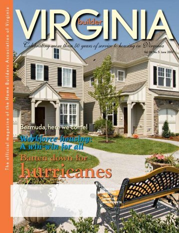 June 2007 - Home Builders Association of Virginia