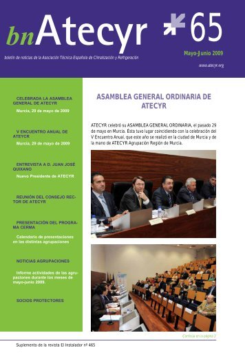 ASAMBLEA GENERAL ORDINARIA DE ATECYR
