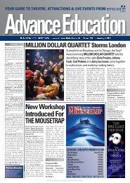 Advance Education - Encore Tickets