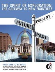 2009 On-Site Conference Brochure - Interior Design Educators ...