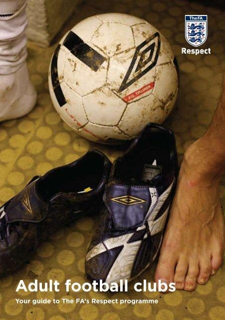 Adult football clubs - The Football Association