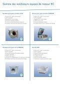 Ventilateurs EC - Systemair - Page 2