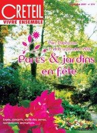 Vivre Ensemble - Septembre 2007 - Créteil