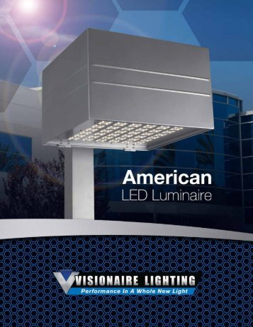 American LED - Visionaire Lighting, LLC