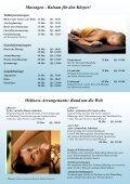 Beautybroschüre - Silvretta Parkhotel - Seite 3