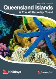 Queensland Islands - OBrochure