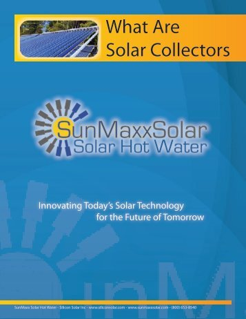 What Are Solar Collectors - DashApp
