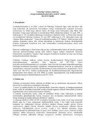 eelnõu seletuskiri - Keskkonnaamet