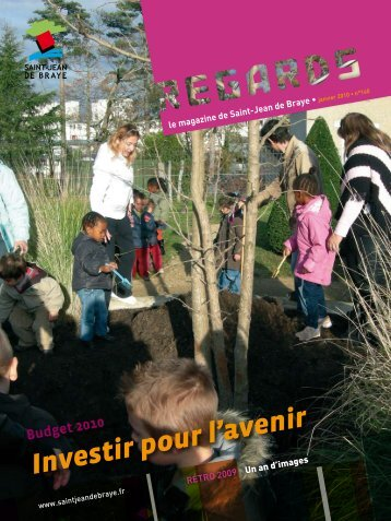 """Regards"" 140 janvier 2010 (pdf - 2,98 Mo) - Ville de Saint Jean de ..."