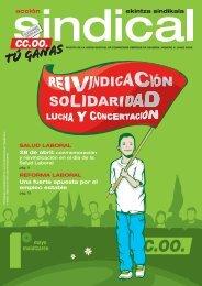 publicación - Comisiones Obreras de Navarra - CCOO