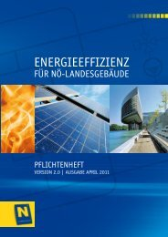 ENERGIEEFFIZIENZ - Lang Consulting