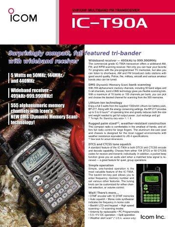 IC T90a Brochure