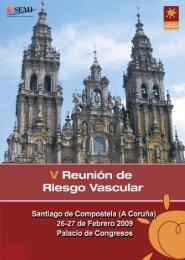 V Reunión RV - Sociedad Española de Medicina Interna
