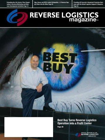 Draft 12-16-08.pdf - Reverse Logistics Magazine