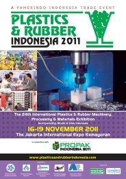 16-19 NOVEMBER 2011 - Allworld Exhibitions