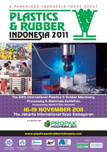 16-19 NOVEMBER 2011 - Allworld Exhibitions