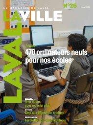 470 ordinateurs neufs pour nos écoles - Laval
