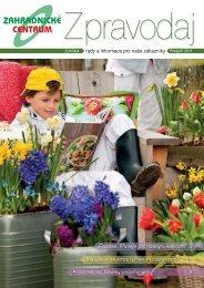 Předjaří 2011 - Zahradnictví Chládek