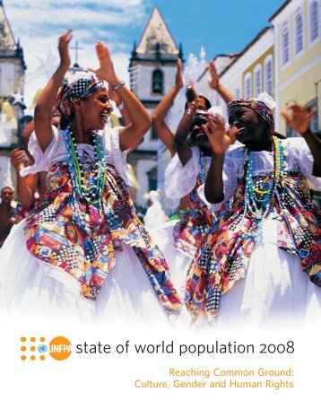 state of world population 2008 - UNFPA