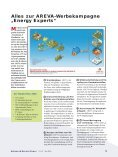 Advanced Nuclear Power - AREVA - Seite 5