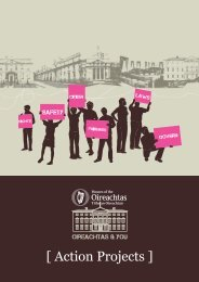 [ Action Projects ] - Houses of the Oireachtas