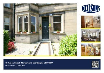 48 Arden Street, Marchmont, Edinburgh, EH9 1BW Offers Over ...