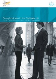 Doing Business in the Netherlands - PrimeGlobal