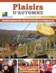 Automne 2012 - St-Adolphe d'Howard