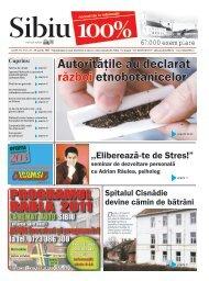 Autorităţile au declarat război etnobotanicelor - Sibiu 100