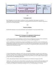 Allgemeine Vertragsbedingungen für ambulante ...