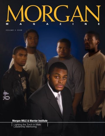 Morgan MILE & Warrior Institute - Morgan State University