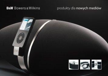 produkty dla nowych mediów - Top Hi-Fi & Video Design