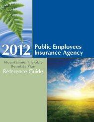 2012 Public Employees Insurance Agency - West Virginia ...