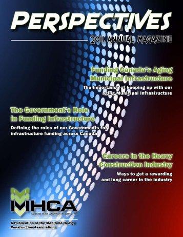 2011 Perspectives Magazine - Manitoba Heavy Construction ...