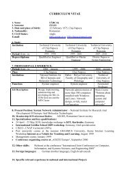 CV-english - ITIM