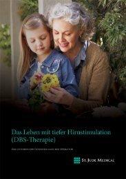 Leben mit tiefer Hirnstimulation - St. Jude Medical