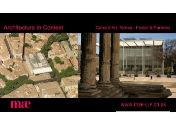 Architecture In Context - PROEstate