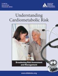 Understanding Cardiometabolic Risk - American Diabetes Association