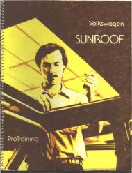 Volkswagen Sunroof - PDF - TheSamba.com